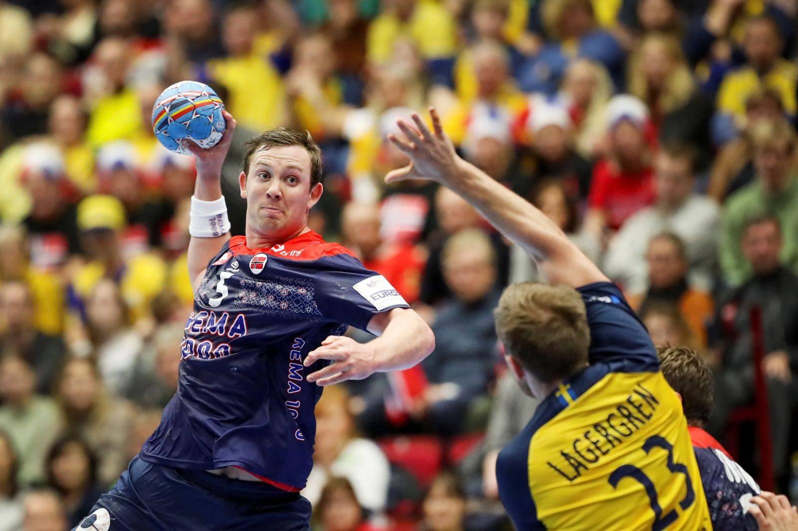 Handball - 2020 European Handball Championship - Main Round Group 2 - Norway v Sweden