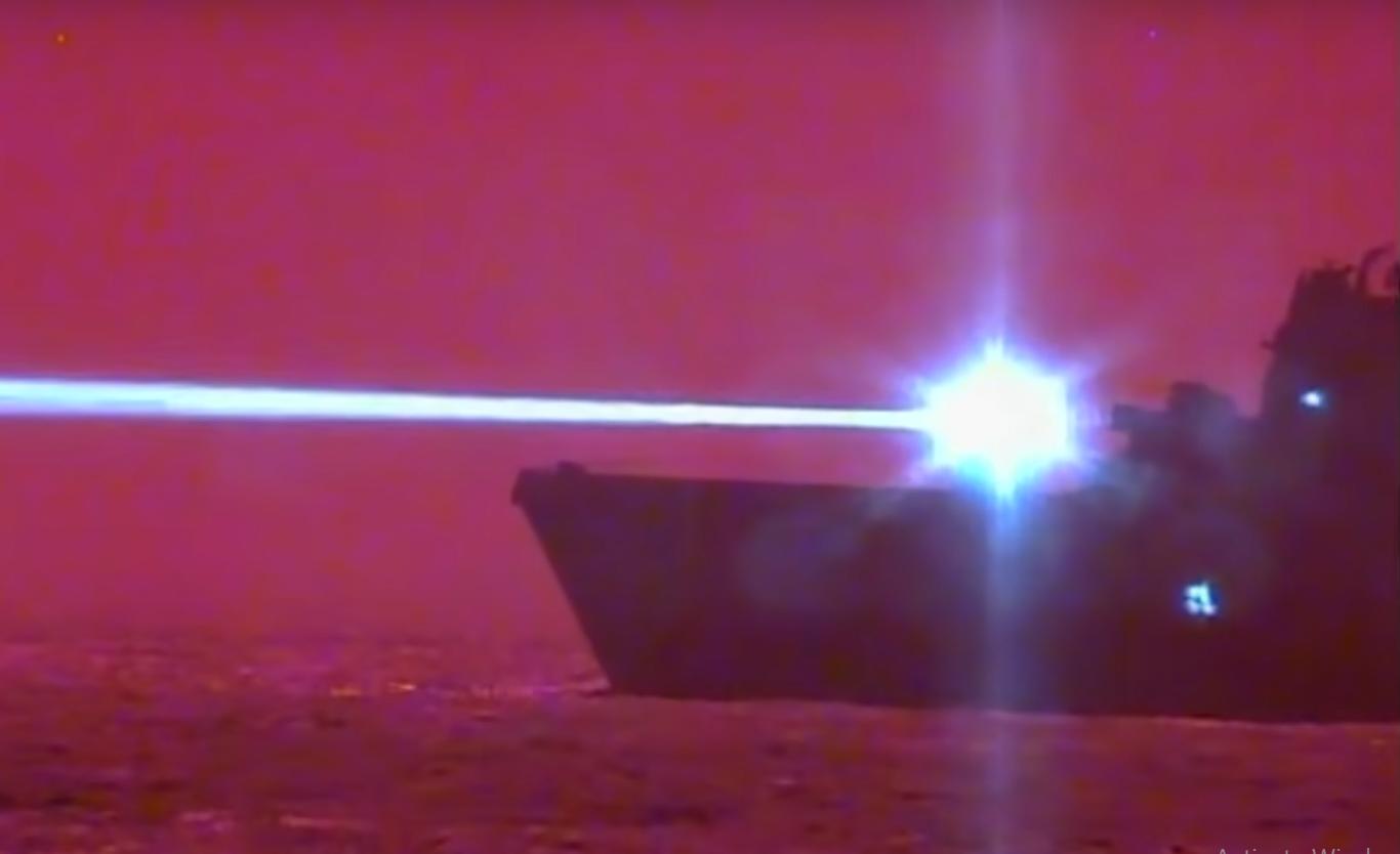 SAD prvi put iskoristio svoje lasersko oružje, uništili dron