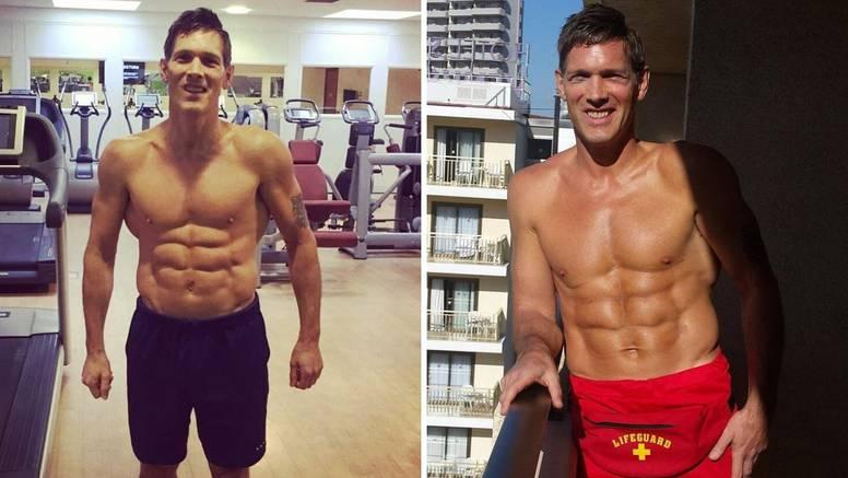 Djed (56) kao mladić: O takvim mišićima mnogi dečki sanjaju...