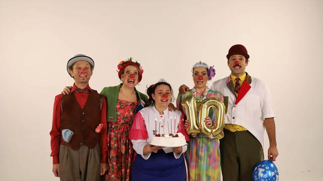 Crveni nosovi slave 10 godina: 'Želimo se vratiti u bolnice...'