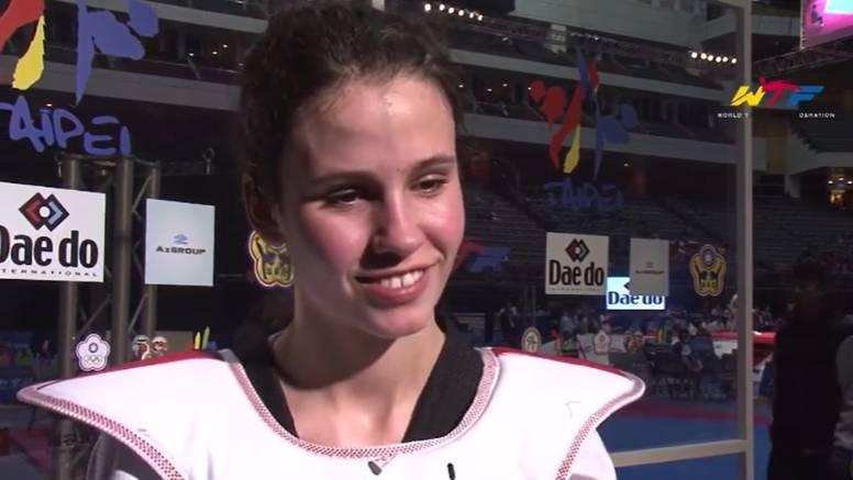 Šesnaestogodišnja Jelić: Moj najveći san? Olimpijska medalja