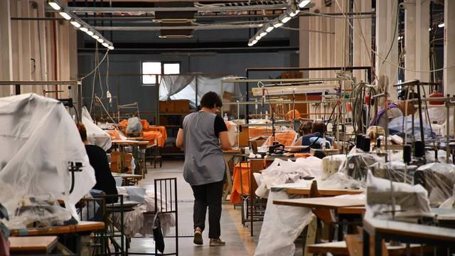 Požega: Bez posla ostaje 170 radnica tekstilne tvrtke Orljava