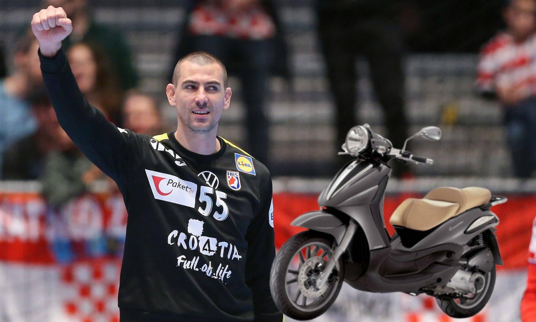 Motorist Šego: Ako osvojimo medalju, častim se motorom!