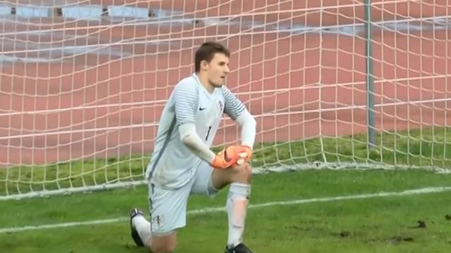 Hrvatska U17 izgubila ključnu utakmicu te je ostala bez EP-a
