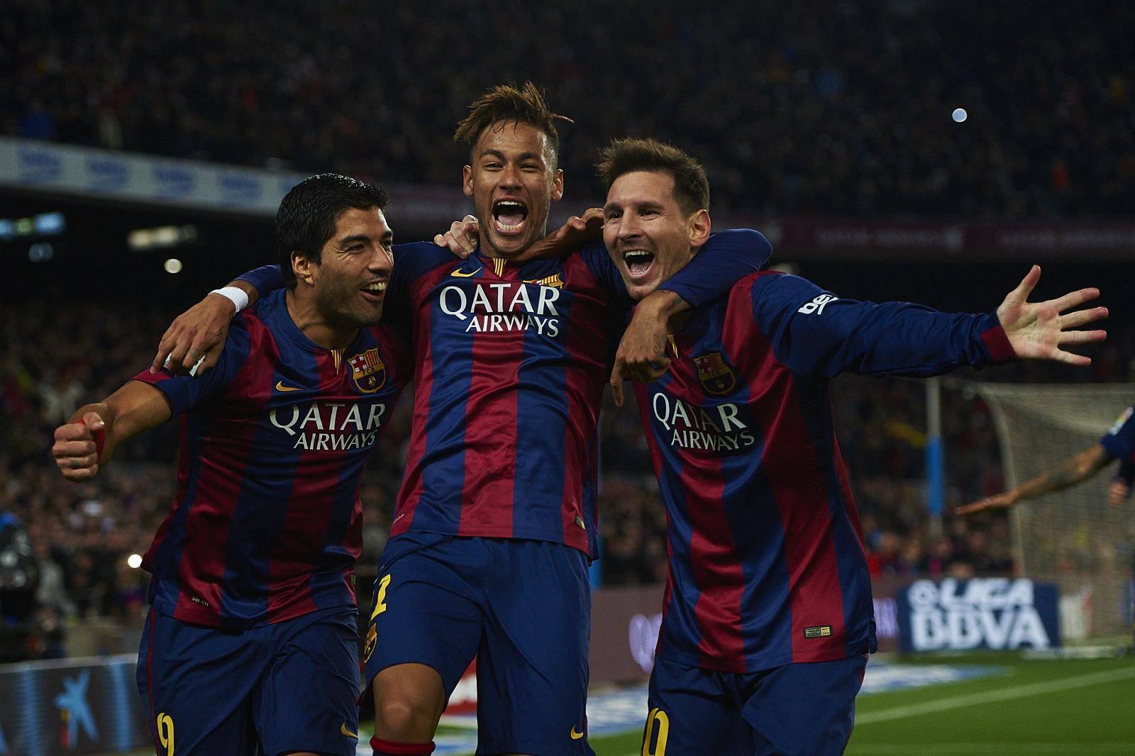 La Liga 2014/2015 - FC Barcelona v Atletico de Madrid