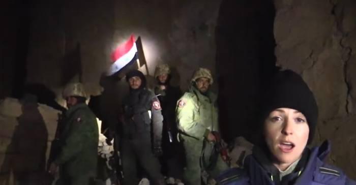 Novinarka u netom oslobođenoj Palmiri, evo što je sve snimila
