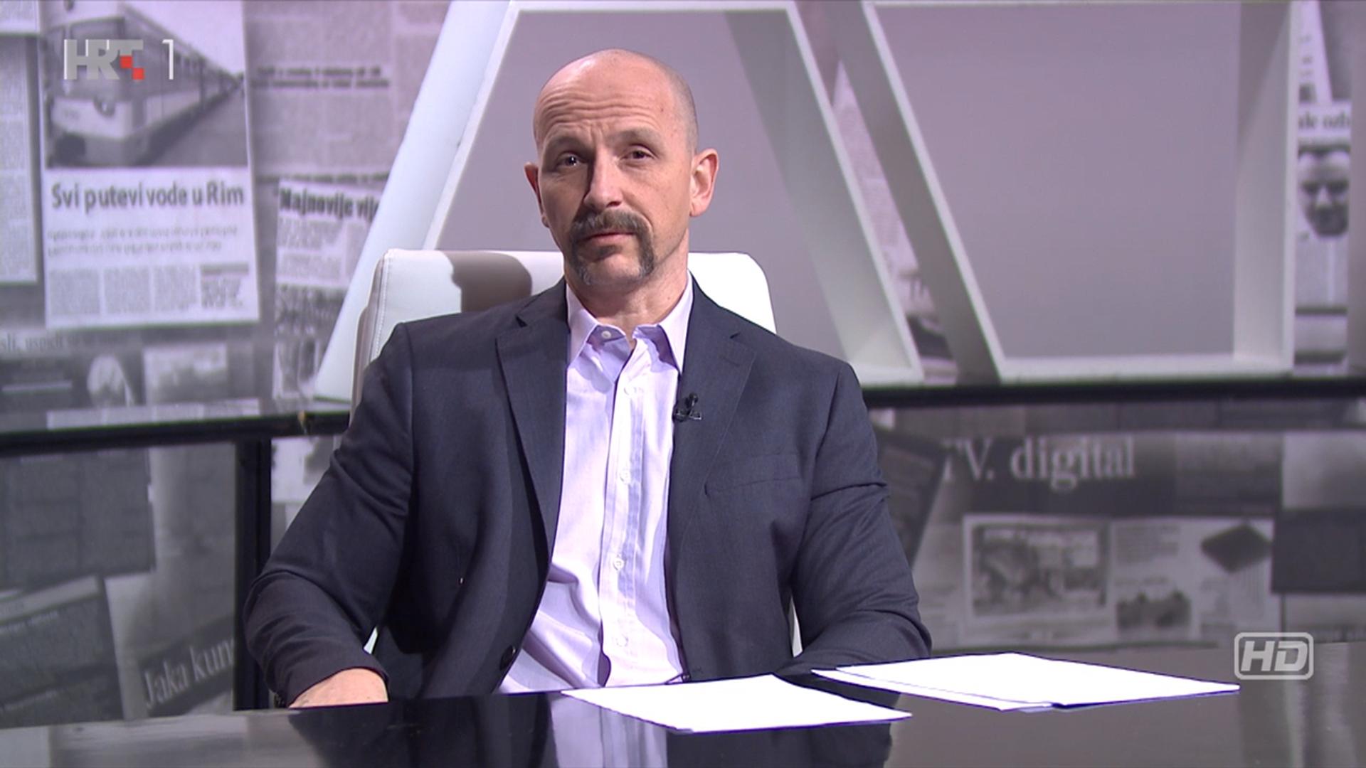 Stanković: 'HRT mi nije dao da u emisiju pozovem Maju Sever'