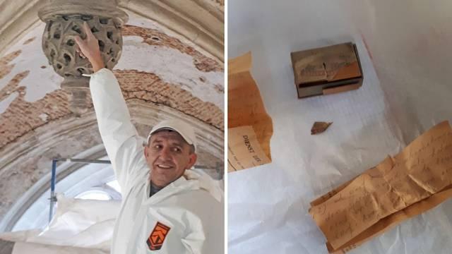 Pronašli bilješku radnika iz 1941. u krovu crkve sa savjetima za sve buduće generacije