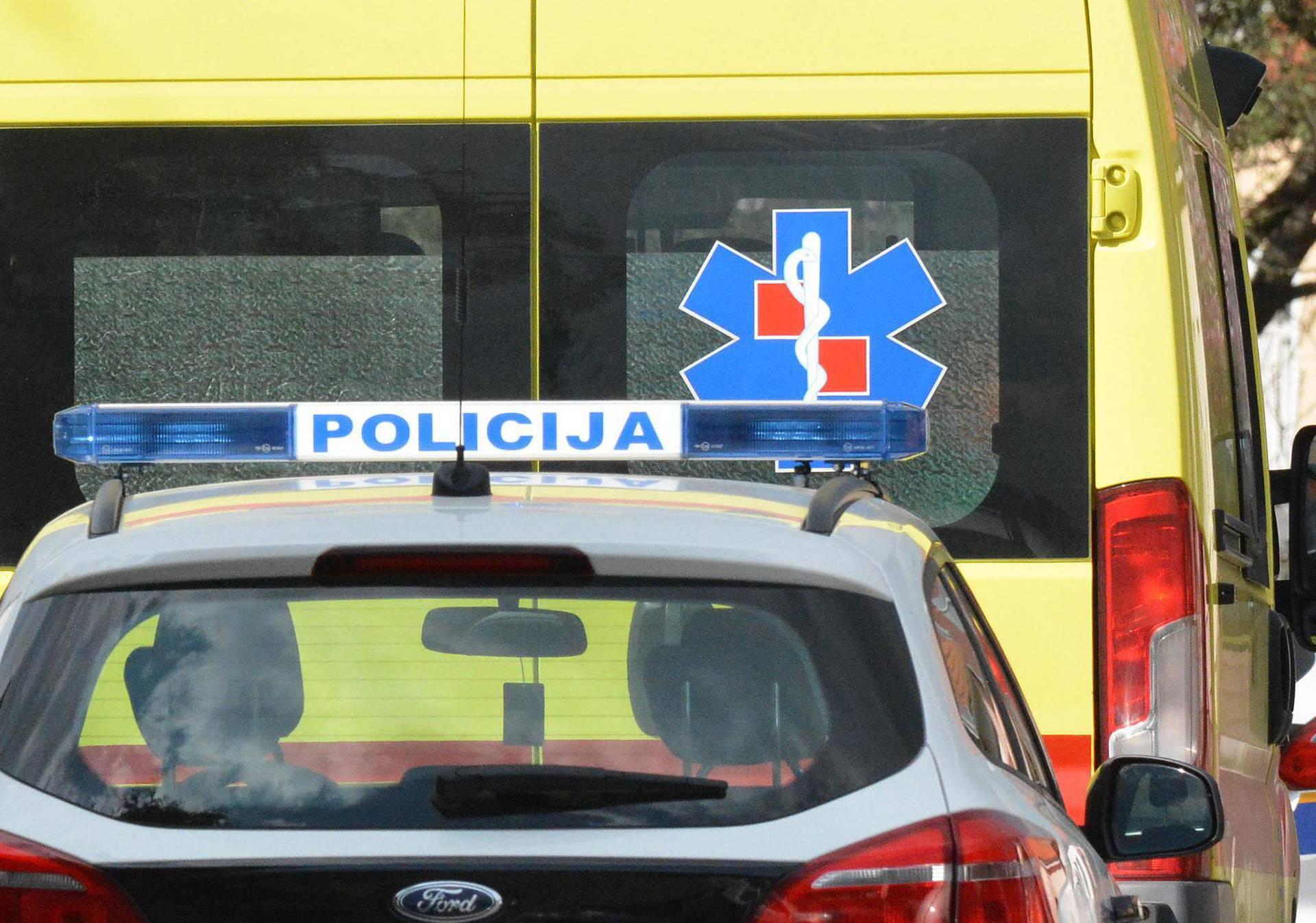 Radnik (26) teško ozlijeđen: Kupola mu prignječila glavu