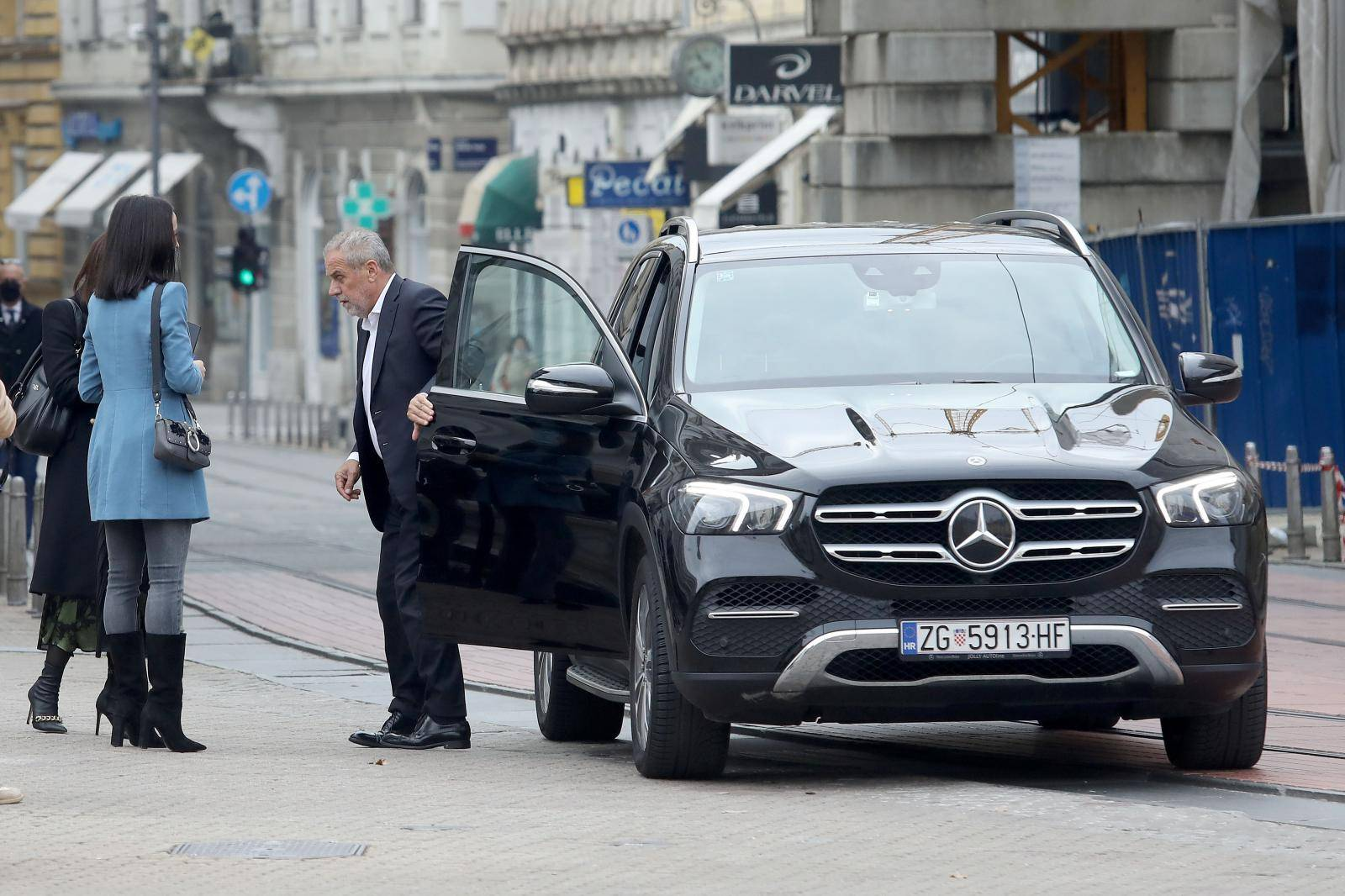 Zagreb: Gradinačelnik se poput predsjednika i premijera odlučio za poznatu automobilsku marku