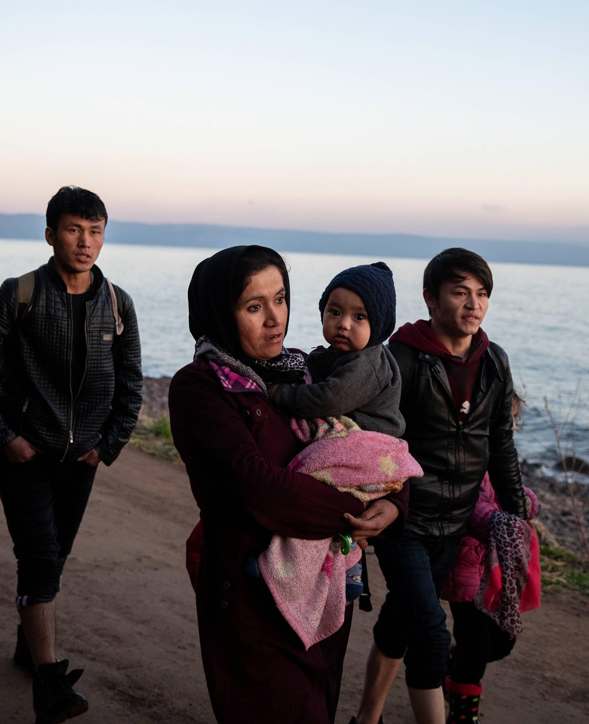 Deseci djece izbjeglica stiglo u Njemačku: Nisu skidali osmijeh