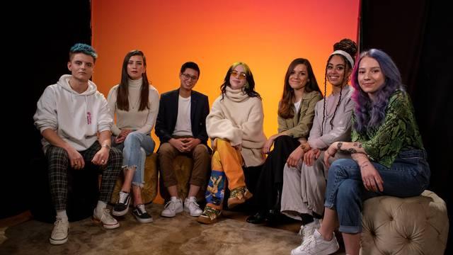 bonbon se pridružuje kampanji DT Grupe i Billie Eilish u isticanju uloge generacije Z
