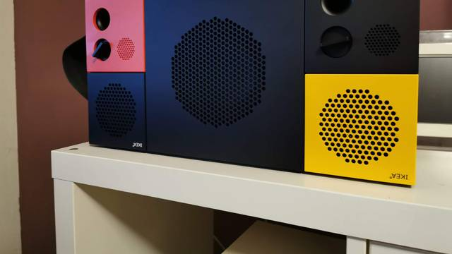 Uradi sam zvučnik: Isprobali smo modularni IKEA Frekvens