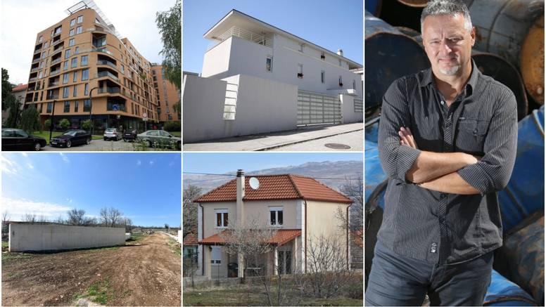 Thompsonove nekretnine: U Splitu s obitelji živi u 600 m²