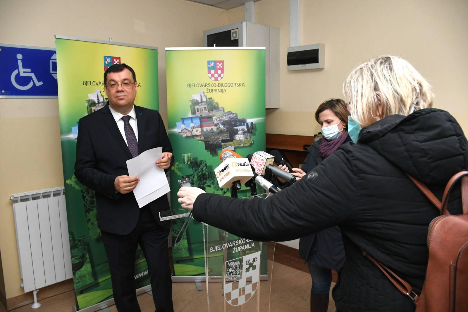 Bjelovar: Po prvi puta u hrvatskoj povijesti održana elektronska sjednica županijske Skupštine