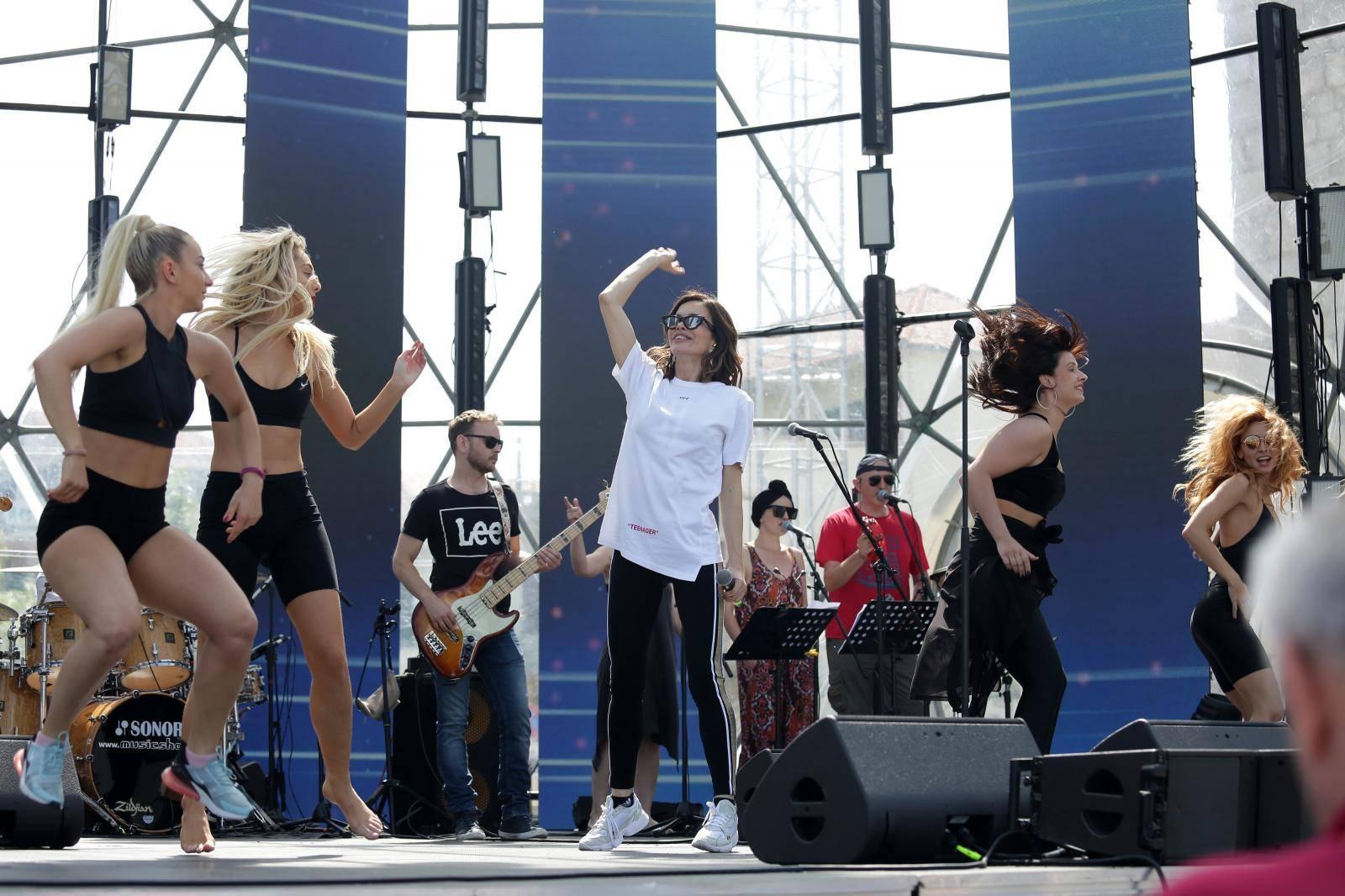Nakon showa na CMC: Helena i Valentina su Sevkine plesačice