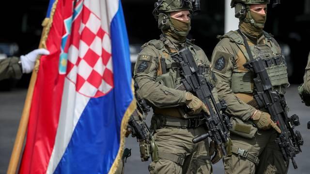 Zagreb: Obilježavanje 30. godišnjice osnivanja Antiterorističke jedinice Lučko