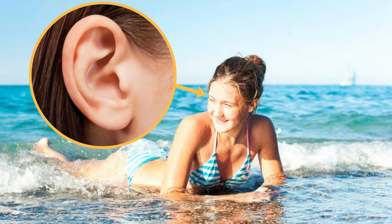 Trik kako da voda 'ne zaglavi' u ušima nakon kupanja u moru