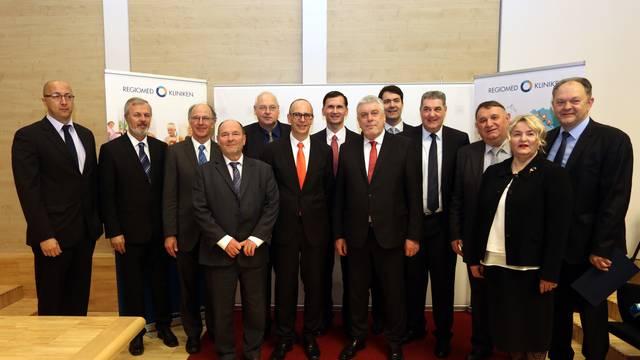 Sporazum o suradnji: Nijemci će u Splitu studirati medicinu