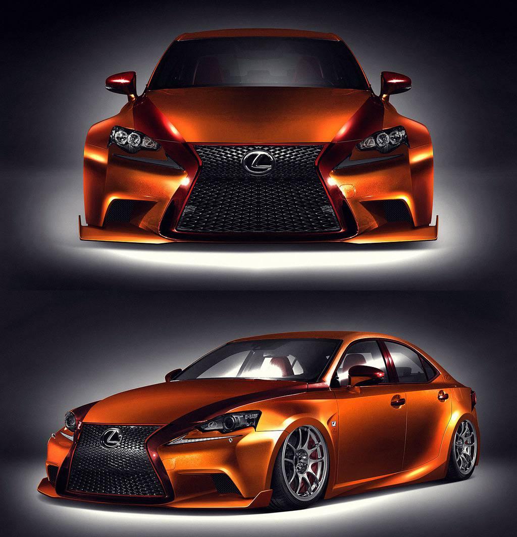Lexus/DeviantART