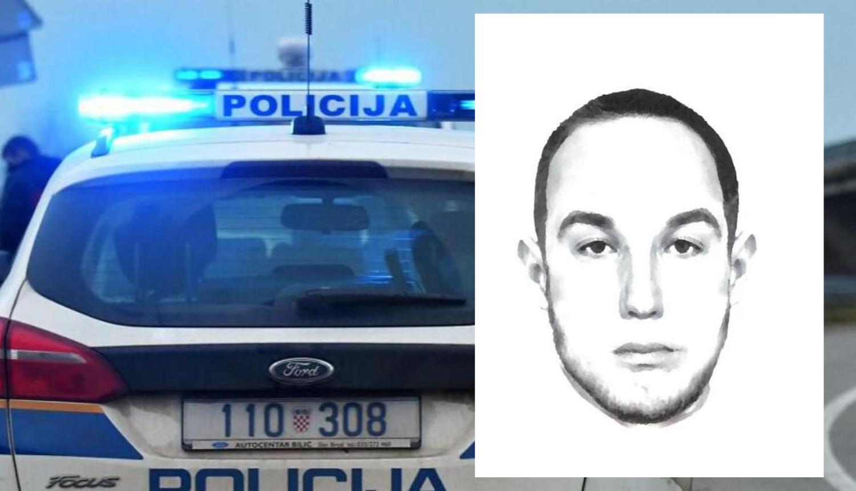 Izradili fotorobot: Znate li tko je čovjek kojeg traži policija?