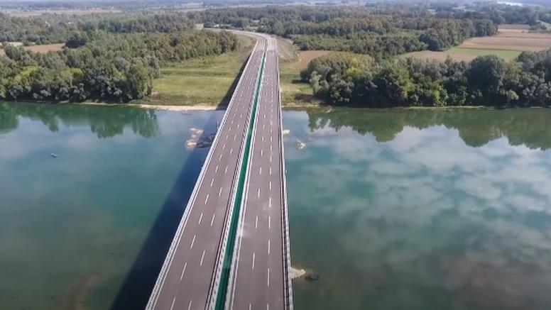 Pogledajte kako izgleda most Svilaj i novi prijelaz za BiH