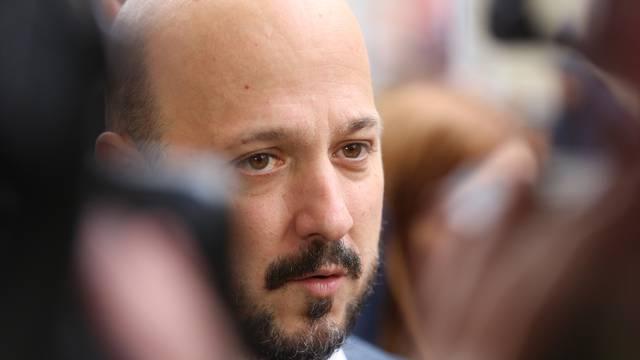 Zagreb: Maras komentirao glasovanje o proračunu