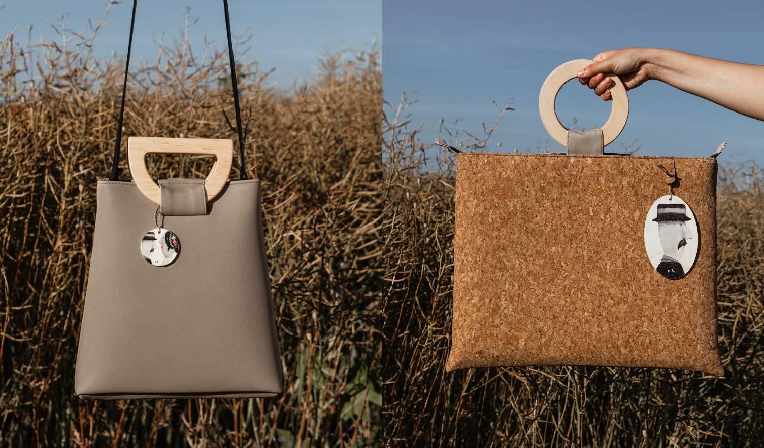 Moderne ručno rađene torbe s motivima Šokca i Šokica stižu iz vinkovačke obitelji Šimunić