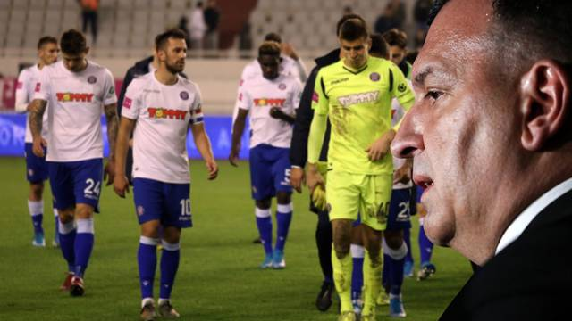 'Plakao sam zbog Hajduka, a navijače samo treba usmjeriti'