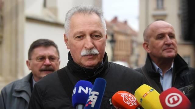 Zagreb: Predstavnici obrazovnih sindikata dolaze u Vladu na pregovore