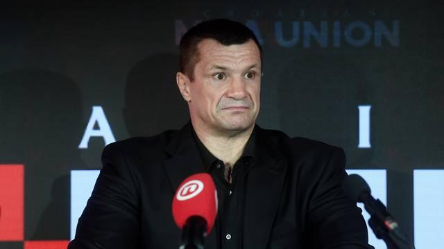 Zagreb: Predstavljanje hrvatske MMA unije