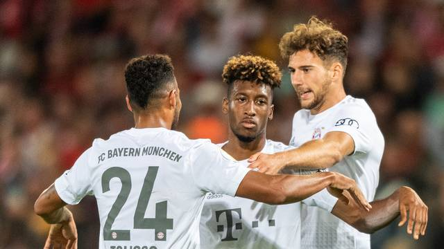 FC Energy Cottbus - FC Bayern Munich