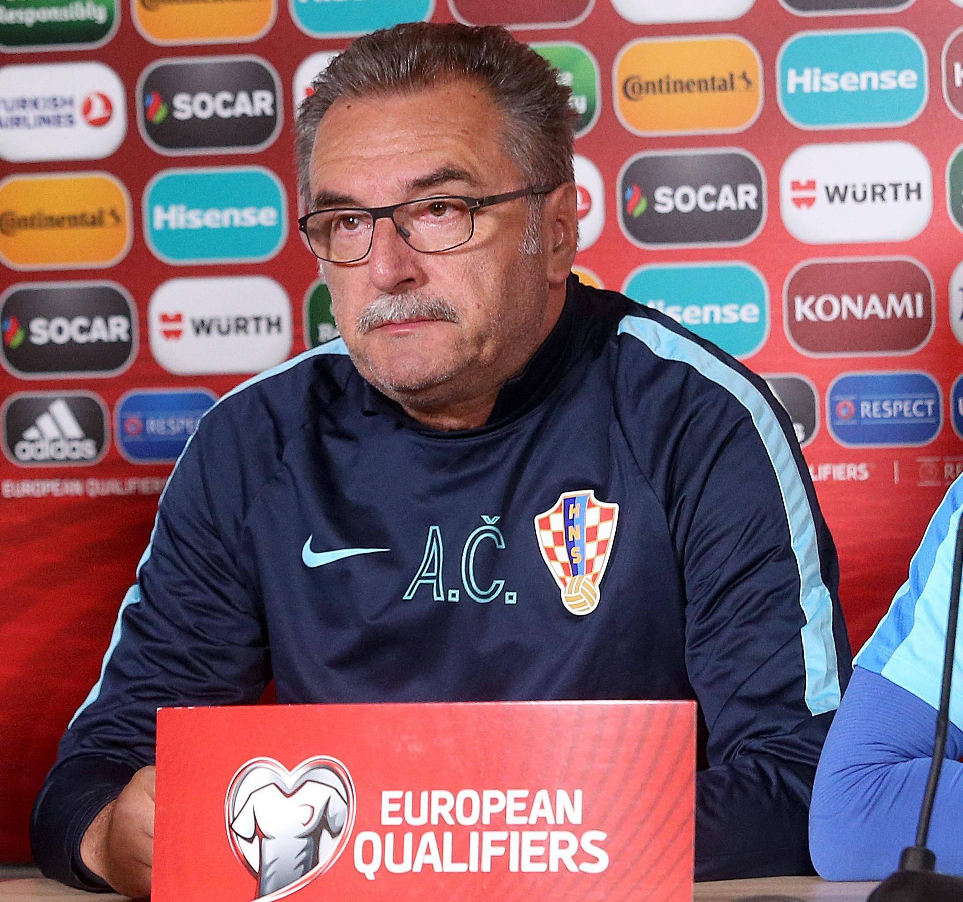 Nekad Modrić, a sad Ali Gabr: Čačić na klupi nakon 2 godine!