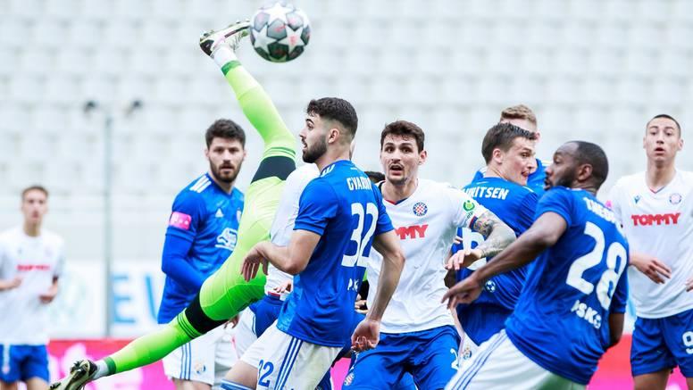 Bod koji veseli sve u Maksimiru, ali već u 51. utakmici sezone i 'modri' su pustili nogu s gasa...