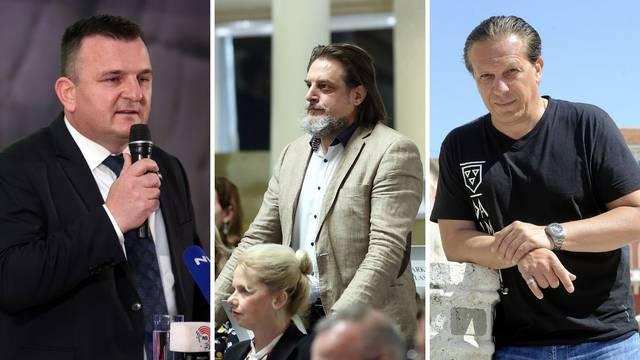 Škorić, Kujundžić i Tomasović kandidati za potpredsjednike
