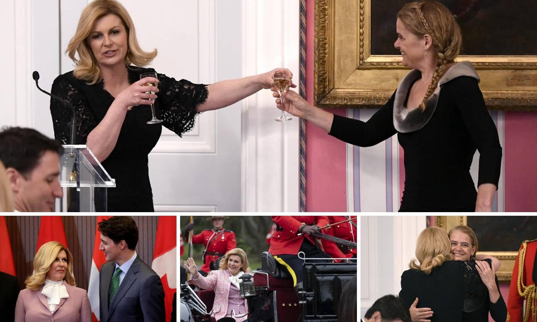 Zahvalila Justinu Trudeau jer je hrvatski jezik 'ušao' u škole