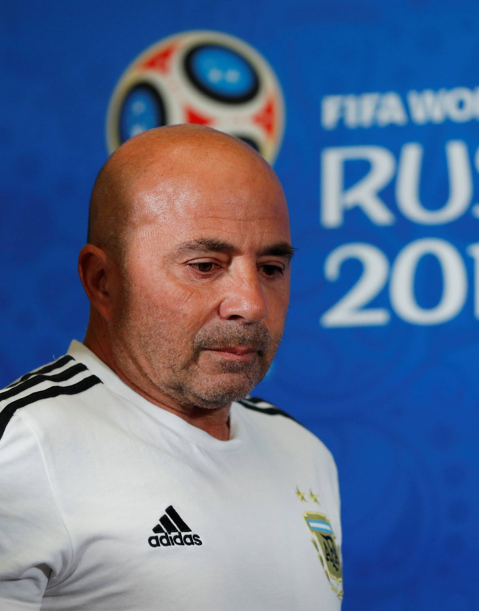 World Cup - Argentina Press Conference