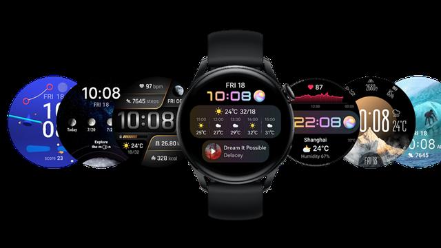 Huawei Watch 3 serija donosi jedinstvene i umjetničke zaslone