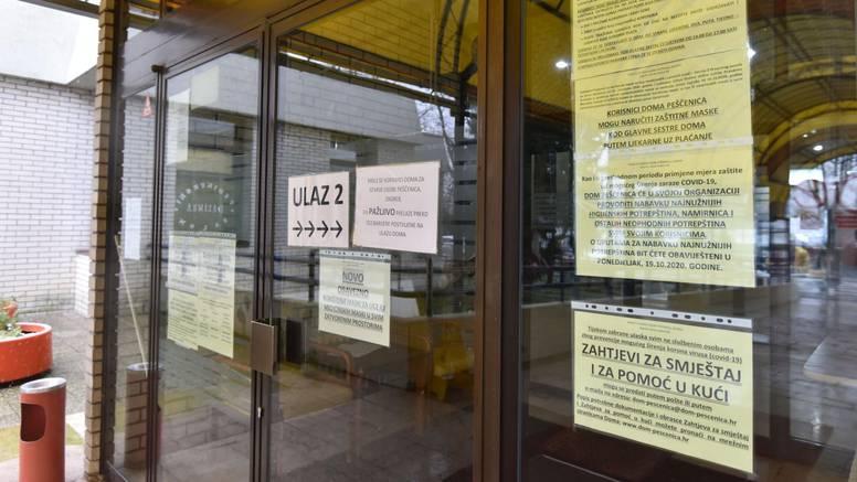 Dozvoljene posjete korisnicima domova za starije u Zagrebu