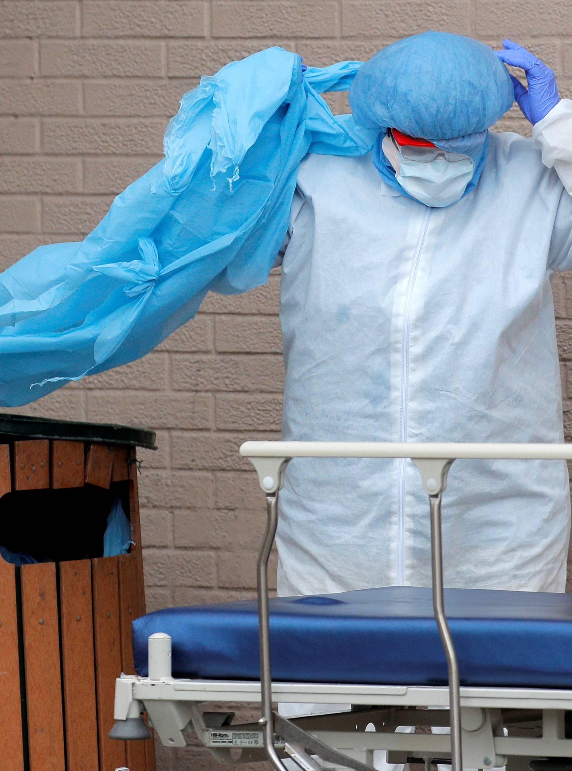 Zaplijenili su mu stotine tisuća maski, sad će ih dati bolnicama