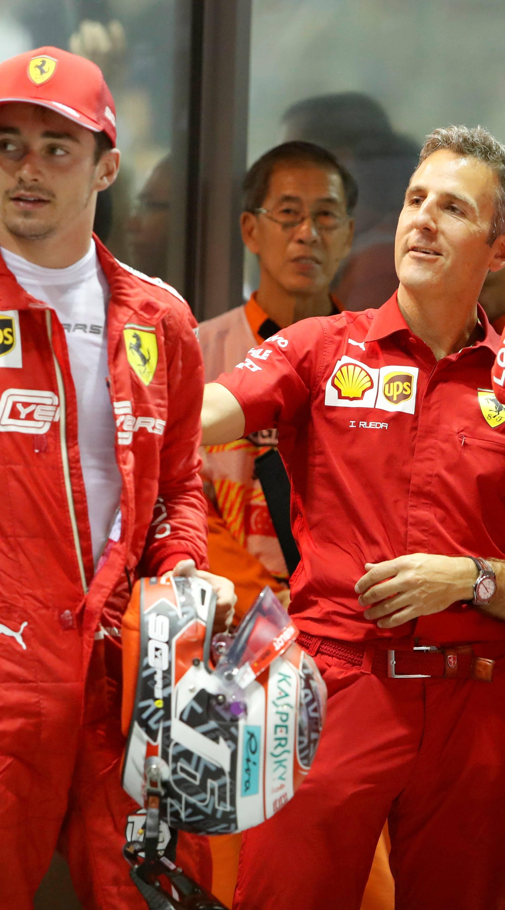 Rapsodija Ferrarija: Vettel prvi u trećoj pobjedi Talijana u nizu