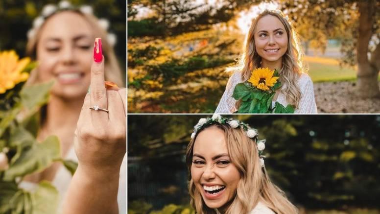 Učiteljica na pragu 30. godine odlučila se udati za samu sebe