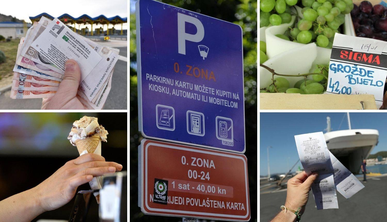 Pocinje Sezona Cijene Idu Gore Skuplja Hrana Pice Cestarine 24sata