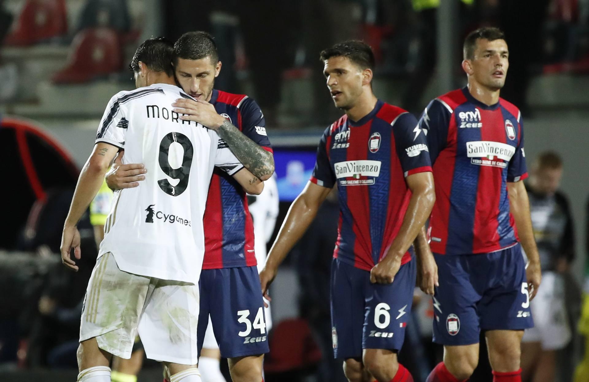Serie A - Crotone v Juventus