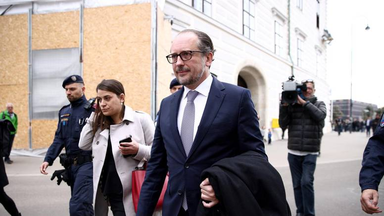 Schallenberg  je prisegnuo za novog kancelara Austrije