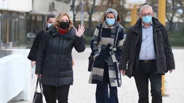 Zagreb: Pregovori između pregovaračkog odbora Vlade RH i predstavnika sindikata