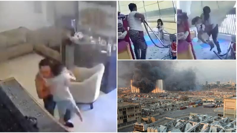 Nemaju svi anđeli krila: Heroji Bejruta riskirali vlastite živote