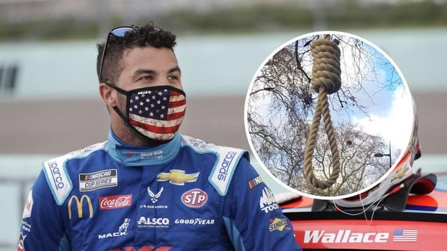 Novi skandal u Americi: Vozaču Nascara ostavili omču u garaži!