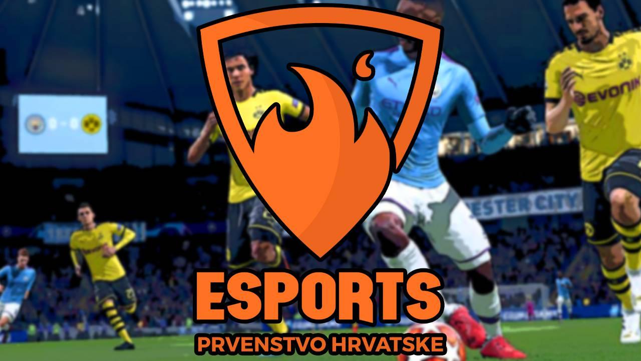 Esports prvenstvo Hrvatske i FIFA 20 stižu u Zagreb, Split...