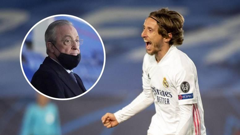 Predsjednik Reala: Modrić je već potpisao, a tko izađe iz Superlige mora platiti penale